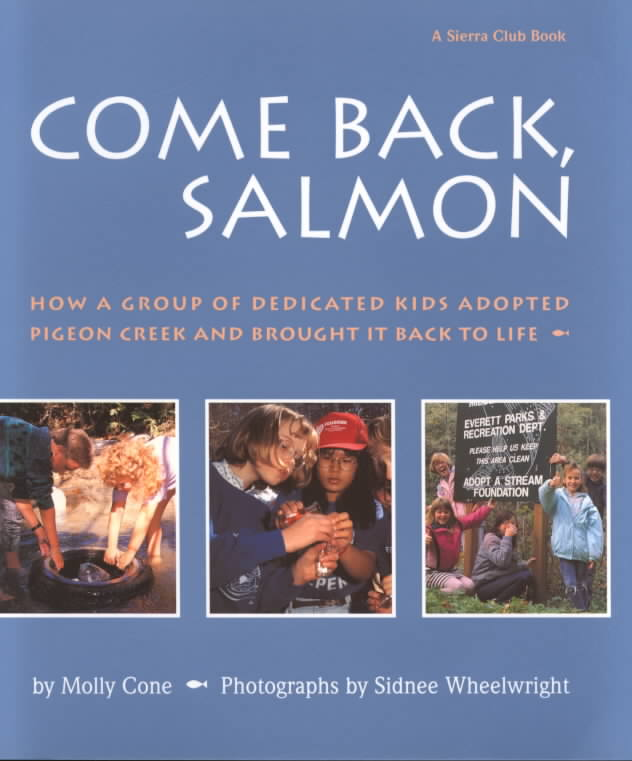 Come Back, Salmon By Cone, Molly/ Wheelwright, Sidnee (PHT)